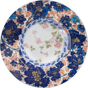 6-Limoges Porcelain Charger Plate