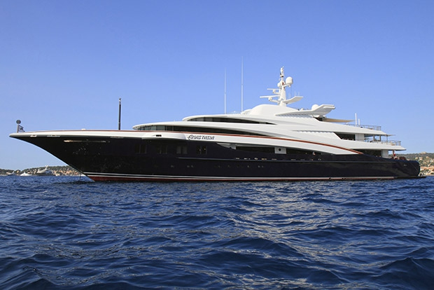 Most Expensive Motor Yachts Reveal Top Yacht Manufacturers