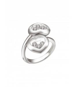 2. Happy Diamonds Icons Ring, Chopard