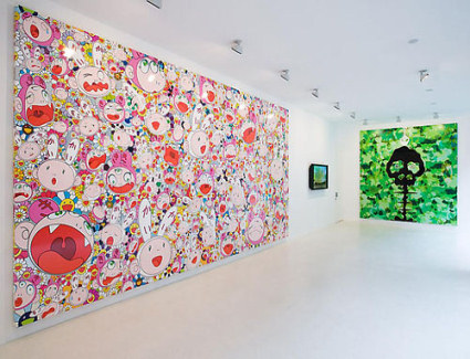 Gagosian art gallery 1