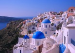 "Mysterious island Santorini has its special charm. It is frequently called a ""crown jewel of Greece"" as the best travelling destinations are found there."