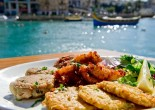 Maltese cuisine is a reflection of the history of Malta that developed under the influence of Sicily and England. However, other cultures also left their marks: French, Spanish, Maghreb, Provencal etc.