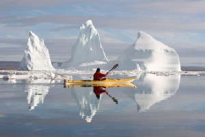Arctic-Kayak