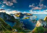 Fjords have become the symbol of Norway. If you visit Norway, this attraction can't be skipped.