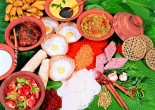 Sri Lankan cuisine was formed by historical and cultural factors. For instance, Dutch colonialists brought much to it. As it always happens, foreign invaders bring their staples and cuisines with them.