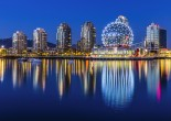 Vancouver is an excellent city and it is better to start your acquaintance with the city from the top. Take a spectacular 360° view of the city and its surroundings.