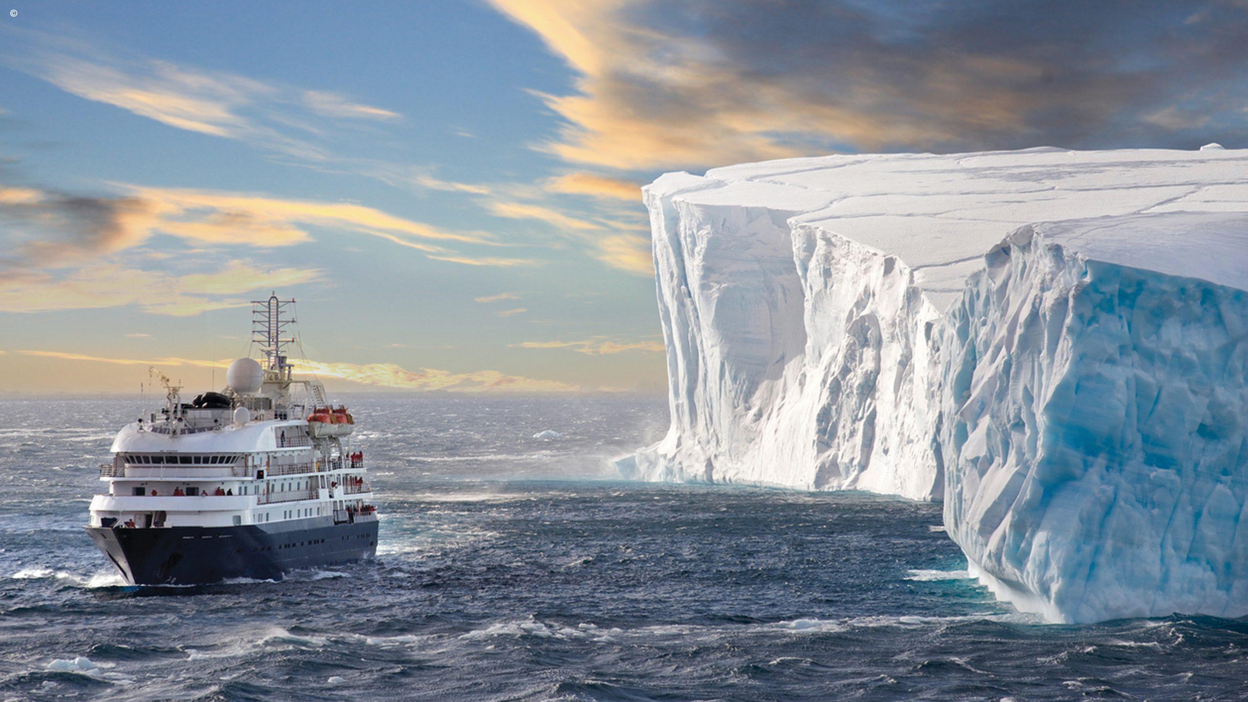 Luxury Antarctica Cruise Ships  Elite Club Ltd